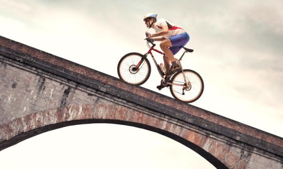 men-on-bike
